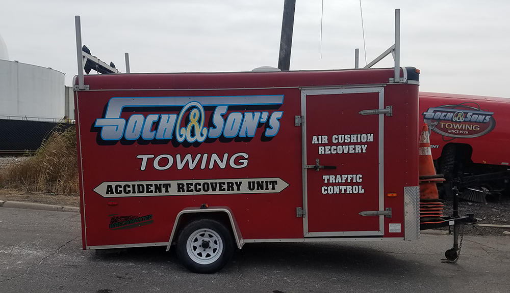 accident response unit