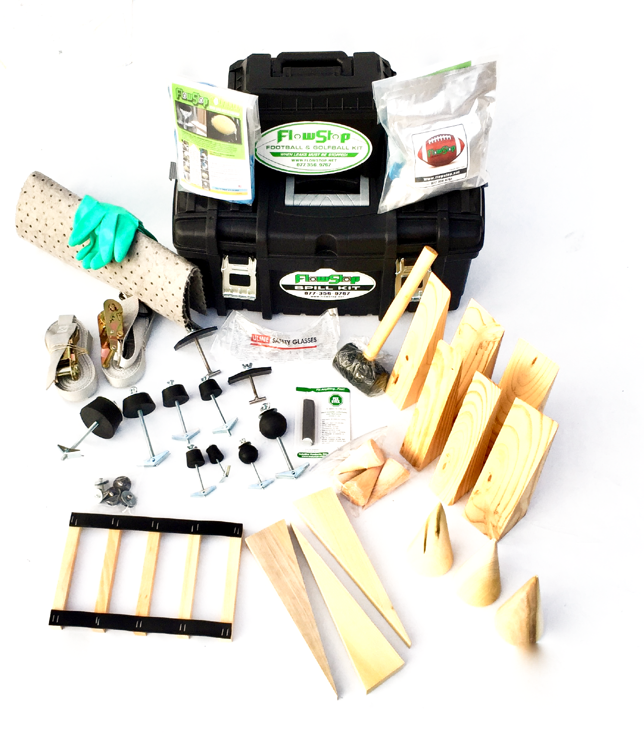 fuel spill kit